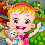 baby hazel dream world gameskip