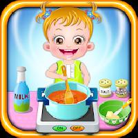 baby hazel kitchen time gameskip