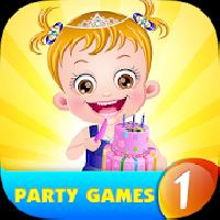 baby hazel party games gameskip