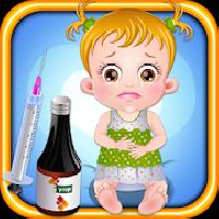baby hazel stomach care gameskip