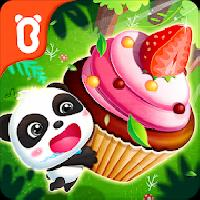 baby panda's forest feast - party fun gameskip