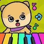 baby piano and sounds for kids gameskip