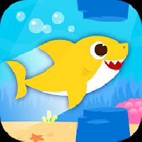 baby shark run gameskip