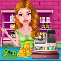baby shop store cash register gameskip