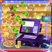 bakery shop cash register gameskip