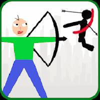baldi archer vs stickman gameskip