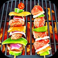 bbq kitchen grill cooking game gameskip