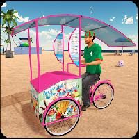 beach ice cream delivery boy gameskip