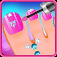 beauty toe nail salon makeover gameskip