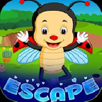 best escape game-423 shell lady beetle rescue game gameskip