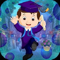 best escape games38 - joyful graduated boy rescue gameskip