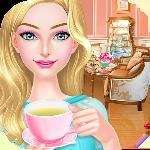bff salon - tea room party gameskip