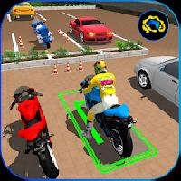bike parking 2017 - motorcycle racing adventure 3d gameskip