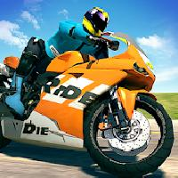 bike racing rider gameskip