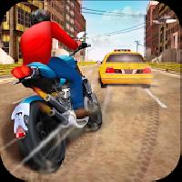 bike racing - traffic rivals