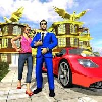billionaire family life style: virtual mom and dad gameskip
