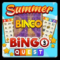 bingo quest - summer garden adventure gameskip
