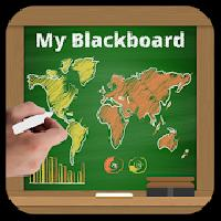 black board : easy writing gameskip