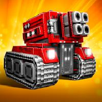 blocky cars - online shooting game, tanks and cars gameskip