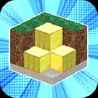blocky craft - build, craft, simulator gameskip