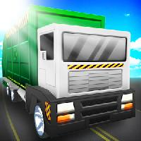 blocky garbage truck simulator gameskip