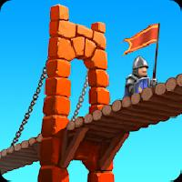 bridge constructor medieval gameskip