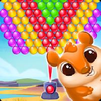 bubble pop safari gameskip
