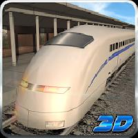 bullet train subway station 3d gameskip