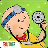 caillou check up - doctor gameskip