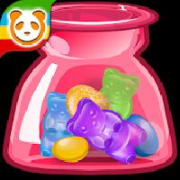 candy count - colors and numbers gameskip