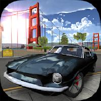 car driving simulator: sf gameskip