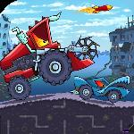 car eats car:apocalypse racing gameskip