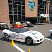 car parking 3d: police cars gameskip