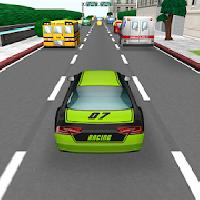 car traffic race gameskip