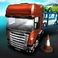 gameskip car transporter truck parking
