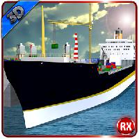 cargo ship crane simulator gameskip