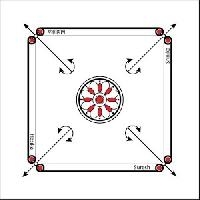 carrom game gameskip