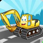 cars and trucks for kids gameskip
