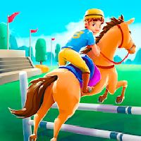 cartoon horse riding - derby racing game for kids gameskip