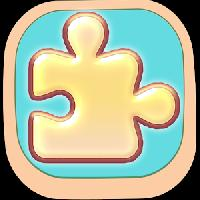 cartoon puzzle gameskip