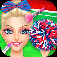 cheerleader girls football fan gameskip