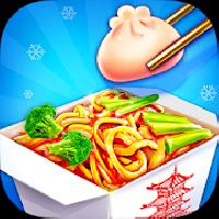 chinese food - lunar new year! gameskip