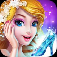 cinderella fashion salon - makeup and dress up gameskip