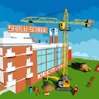 city builder : high school construction games gameskip