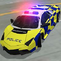 city police car driving chase gameskip