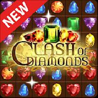 clash of diamonds - match 3 jewel games gameskip