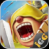 clash of lords 2 gameskip