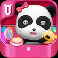 cleaning fun: baby panda gameskip