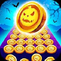 coin pusher halloween night - haunted house casino gameskip