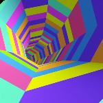 color tunnel gameskip